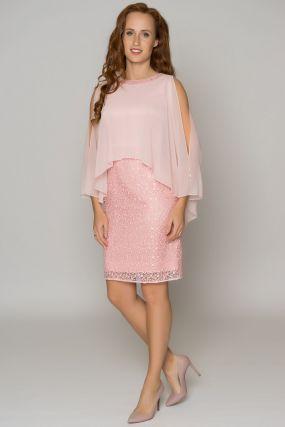 Платье LAME DE FEMME Несси 32TL цвет розовый