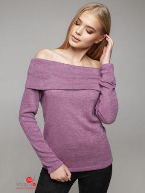Джемпер Lavana Fashion, цвет сиреневый