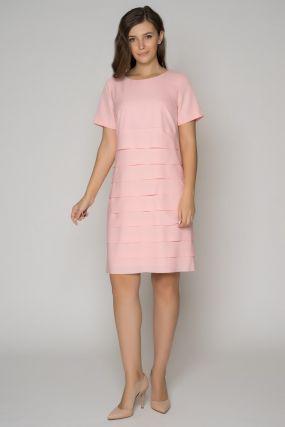 Платье IDEM Сени цвет розовый