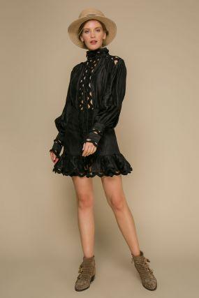 Платье 102711 Black