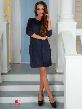 Платье BRIOLIN, цвет синий