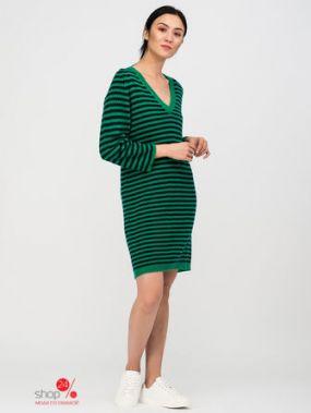 Платье Benetton, цвет зеленый
