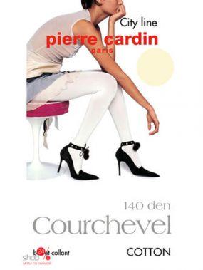 Колготки, 2 пары, 140 den Pierre Cardin, цвет молочный