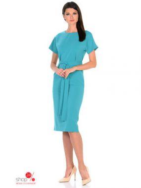 Платье Sartori Dodici, цвет бирюзовый