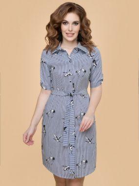 Платье джей ло (флай)