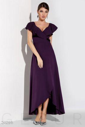 Платье на запáх