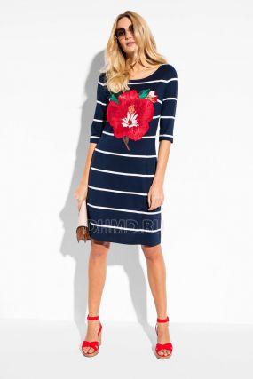 Платье LAME DE FEMME Аси 31OL цвет синий