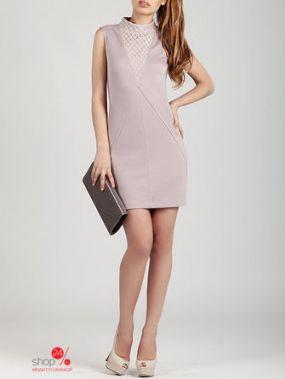 Платье O.Jen, цвет бежевый