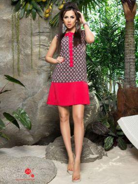 Платье Major, цвет красный