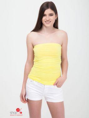 Топ Terranova, цвет желтый