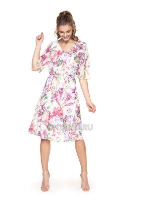 Платье LAME DE FEMME Мара 3F9L-W9 цвет бежевый