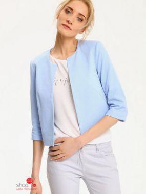 Жакет Top Secret, цвет голубой