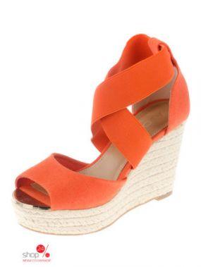 Босоножки ALDO, цвет оранжевый