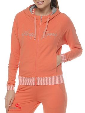 Толстовка ANTA, цвет оранжевый