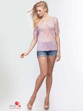Пуловер Happyсhoice, цвет розовый