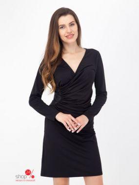 Платье Enrico Coveri, цвет черный