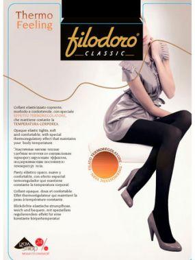 Комплект колготок, 2 пары, 100 den FILODORO CLASSIC, цвет черный