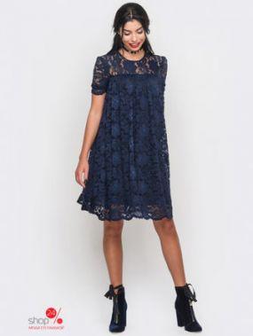 Платье Zephyr, цвет темно-синий