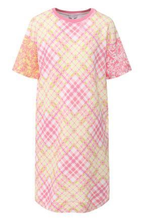 Хлопковое платье Escada Sport
