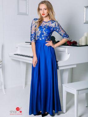 Платье VIDI-ALLE, цвет ярко-синий