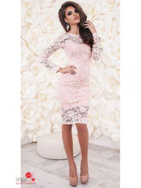 Платье Be Free, цвет розовый