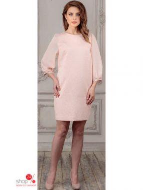 Платье Devore, цвет розовый