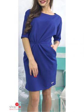 Платье AJIOTAJE, цвет ярко-синий