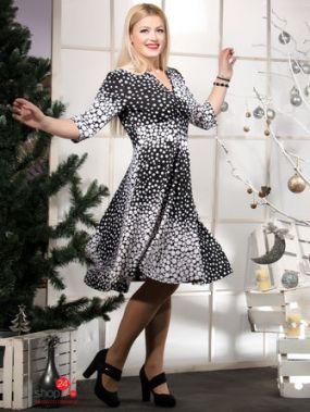 Платье WOW, цвет черный