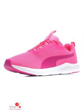 Кроссовки Puma, цвет розовый