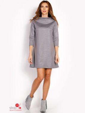 Платье Lou-Lou, цвет серый