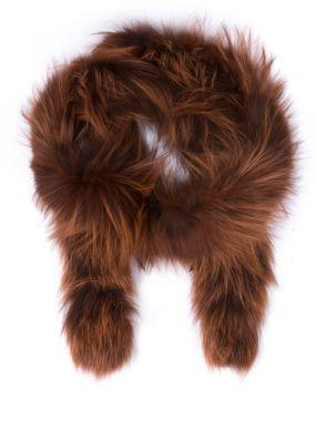 Горжетка из меха лисицы