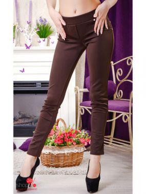 Лосины Mihalych, цвет коричневый