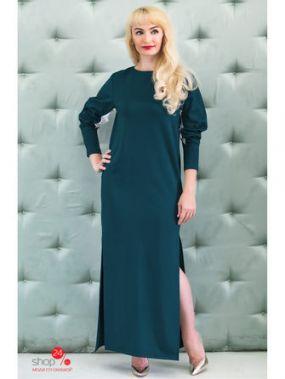 Платье Marrushka, цвет зеленый