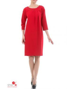 Платье Lesya, цвет красный
