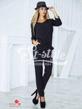 Комбинезон ST-Style, цвет черный