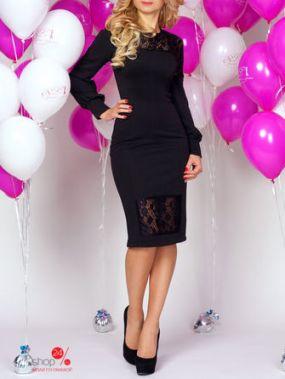 Платье S & L, цвет чёрный
