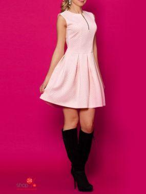 Платье S & L, цвет светло-розовый
