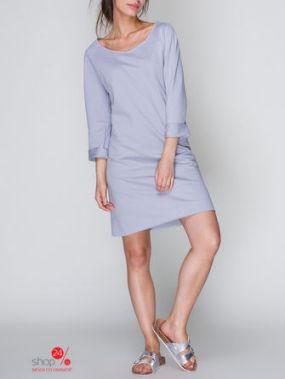Платье Loca, цвет светло-серый