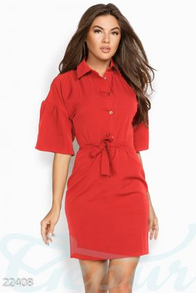 Строгое платье-туника