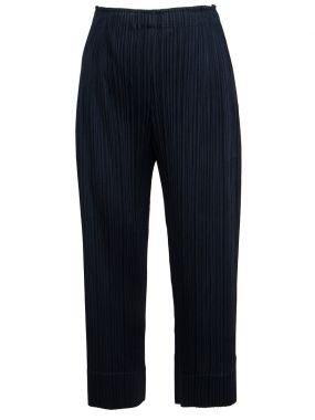 Плиссированные брюки