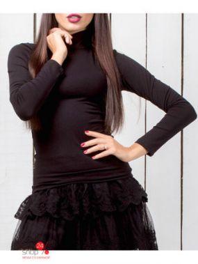 Водолазка Funny Love, цвет черный