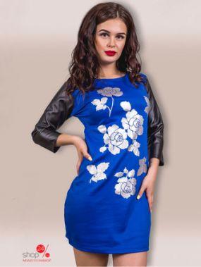 Платье COSMO, цвет синий