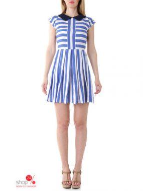 Платье Fornarina, цвет синий