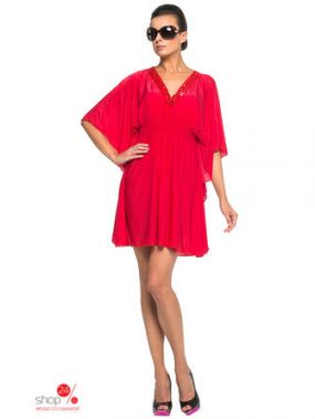Туника Lora Grig, цвет красный