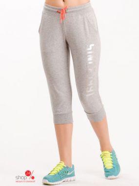 Спортивные брюки ANTA, цвет серый