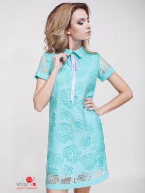 Платье New Style, цвет ментоловый