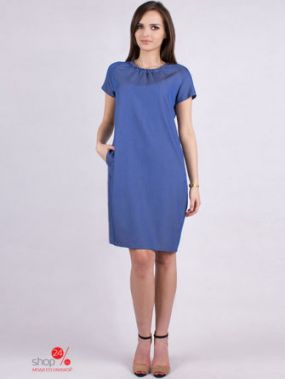 Платье EMC, цвет синий