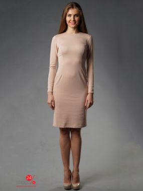 Платье Vergans, цвет бледно-розовый