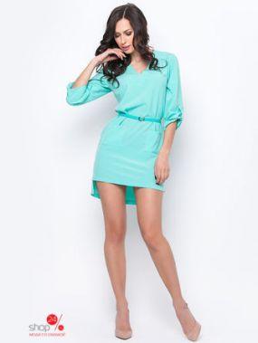 Платье Molegi, цвет зеленый