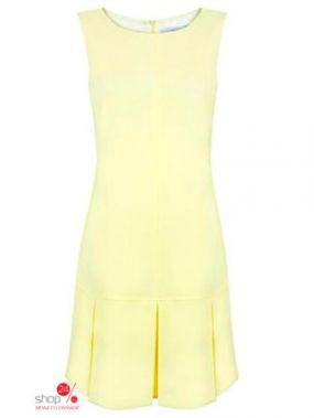 Платье Taranko, цвет желтый